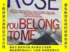 二手書博民逛書店You罕見Belong To Me (Export Airsid
