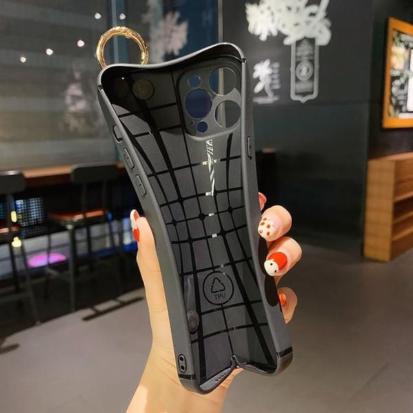 vivo X50 Pro X60 手機殼 保護殼 腕帶支架防摔 全包邊外殼 手機套 保護套 浮雕軟殼 彩色水彩畫