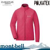 【Mont-Bell 日本 女 LIGHT SHELL Jacket 風衣夾克《玫粉紅》】1106644/速乾外套/防風/防潑水