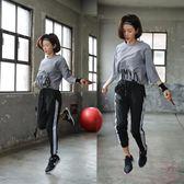 跳繩跳繩健身女性運動中考女生成人女士家用專業男學生神(萬聖節)