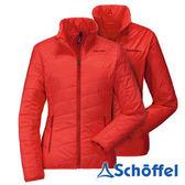 德國 SCHOFFEL 女 防風保暖 雙面外套 紅 2011157