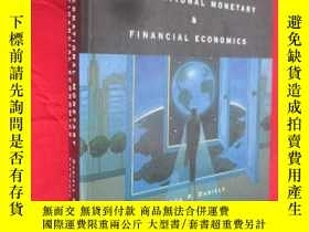 二手書博民逛書店International罕見Monetary and Financial Economics(SECOND ED