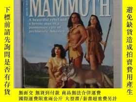 二手書博民逛書店英文原版罕見The Last Mammoth by Margar