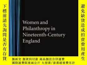 二手書博民逛書店Women罕見And Philanthropy In Ninet