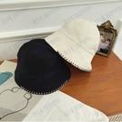 網紅漁夫帽子女夏季小眾水桶帽韓版遮臉防曬日系百搭休閑時尚盆帽