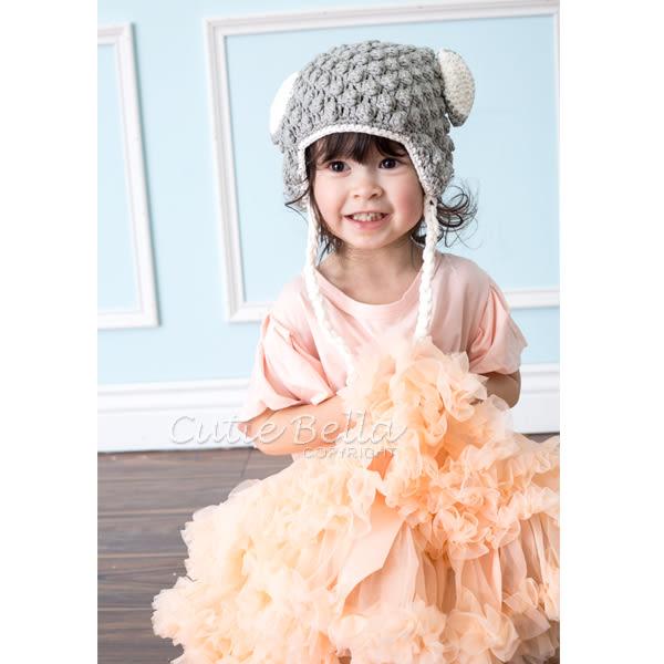 Cutie Bella蓬蓬裙Peach,120CM