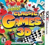 3DS Junior Classic Games 3D 初級經典遊戲3D(美版代購)