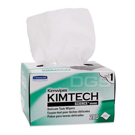 《KIMTECH sience Kimwipes》精密科學擦拭紙 Wipers
