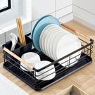 扁鐵碗盤架 碗盤架 餐具架 瀝水籃 餐具...