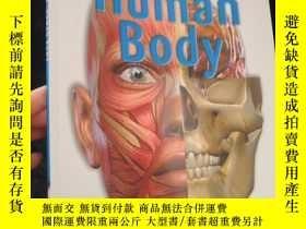 二手書博民逛書店100罕見Facts - Human body【英文原版書 彩印