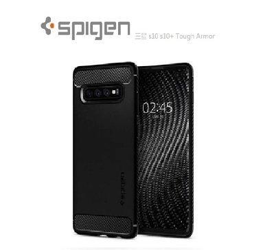 光華商場。包你個頭【SGP】Spigen Galaxy S10+ Rugged Armor 軍規 防摔 保護殼