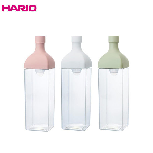 Hario方形冷泡茶壺1200ml(三色任選)公司貨