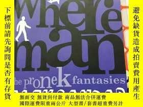 二手書博民逛書店英文原版:Nowhere罕見man【漂泊者】Y18269 Ale