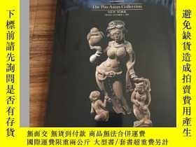 二手書博民逛書店近罕見!【 在國內、全國包 、1-3天收到】The Pan-Asian Collection,《蘇富比 紐約 19