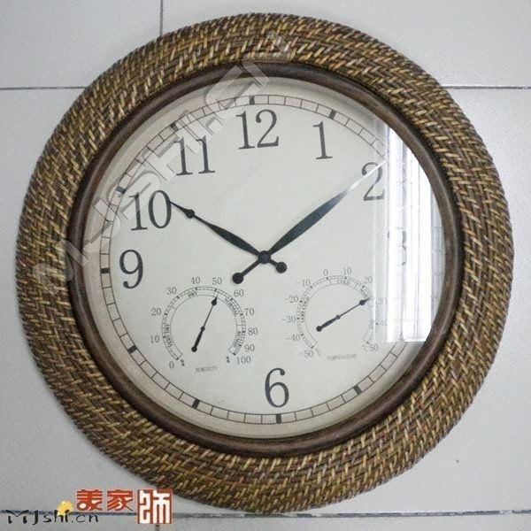 歐式古典田園時鐘/東南亞時尚創意