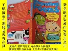 二手書博民逛書店Disgusting罕見Poems:惡心的詩Y200392