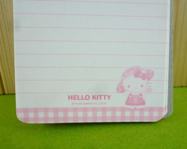 【震撼精品百貨】Hello Kitty 凱蒂貓~筆記本~向日葵【共1款】