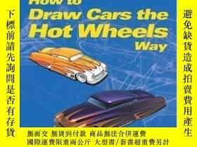 二手書博民逛書店How罕見To Draw Cars The Hot Wheels WayY256260 Scott Rober