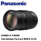 [EYE DC] PANASONIC 100-300mm F4.0-5.6 MEGA O.I.S. 松下公司貨 3年保固 (12.24期0利率)