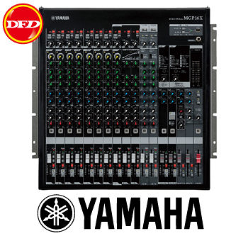 山葉YAMAHA MGP16X 專業混音座 公貨 16-Channel  MGP系列Mixer