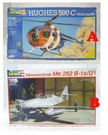 【震撼精品百貨】1/32HUGHES500C / 1/32Me262 B-1a/U1飛機模型【共2款】