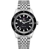 RADO 雷達 庫克船長自動機械腕錶-42mm(R32505153)