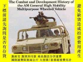 二手書博民逛書店Hummer:罕見The Combat and Development History of the AM Gen