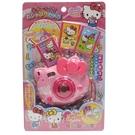 Hello Kitty 凱蒂貓閃動照相機(內附電池)/一個入(促350) A594KT凱蒂貓閃動照相機玩具 ST安全玩具-佳