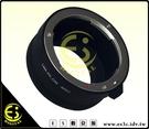 ES數位館 專業級 Pentax PK 鏡頭轉EOS M 機身 專用 機身鏡頭 轉接環 KW77