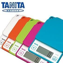 日本TANITA KD187 KD-187輕薄電子秤 廚房料理