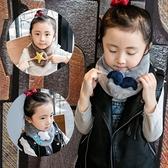 寶寶圍巾  毛絨織圍脖 百搭圍脖圍巾  (1-10歲) BU11138  好娃娃