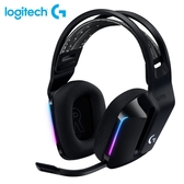 【Logitech 羅技】G733  RGB炫光無線電競耳機麥克風 黑 【贈束口防塵套】