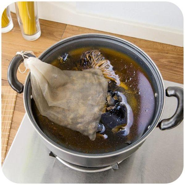 [超豐國際]c煲湯袋過濾袋子紗布袋廚房小用品創意神器煲湯隔渣袋過濾袋