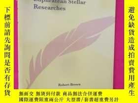 二手書博民逛書店Euphratean罕見Stellar Researches (