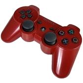 【PS3週邊 可刷卡】 PS3 SONY原廠 紅色 無線震動手把 搖桿 控制器 【中古二手商品】台中星光電玩