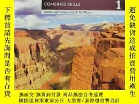 二手書博民逛書店UNLOCK罕見COMBINED SKILLS 1 Student s Book SummerY23470 C