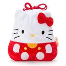 【震撼精品百貨】Hello Kitty 凱蒂貓~HELLO KITTY可愛玩偶造型縮口袋