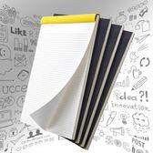 A4大筆記本子文具批發創意記事網格本拍紙本方格子b5橫格大學生用【好康618】
