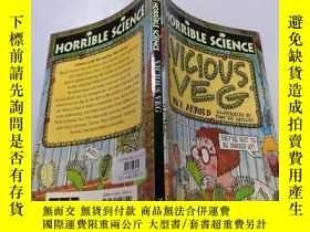 二手書博民逛書店VICIOUS罕見VEG : 邪惡的蔬菜Y212829