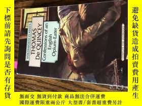 二手書博民逛書店Confession罕見of an English Opium