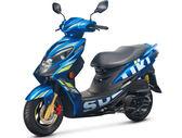 2019年 SUZUKI 台鈴機車 SWISH 125 MotoGP版 六期噴射