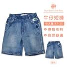 男童 牛仔短褲 [35472] RQ POLO 春夏 中大童 17-25碼 童裝 現貨