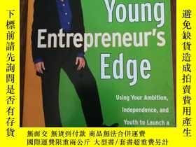 二手書博民逛書店The罕見Young Entrepreneur s Edge: