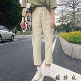風牛仔褲女韓國ulzzang寬褲
