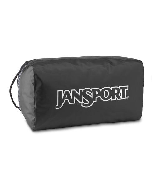JANSPORT GOOD VIBES HAULER 45 防水可收納 2用旅行袋-黑白格