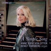 【停看聽音響唱片】【SACD】一首簡單的歌(名音樂家歌曲選) 安.蘇菲.范歐塔 次女高音