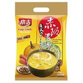 廣吉赤阪濃湯-納豆南瓜野菜22G*10 超值二入組【愛買】