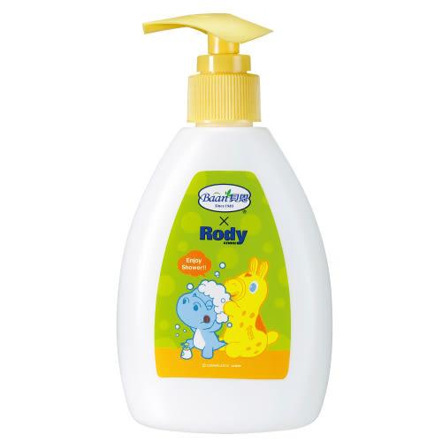 Baan貝恩x Rody 清新雙效洗髮沐浴乳 200ml