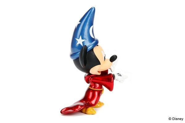 【鯊玩具Toy Shark】迪士尼6吋合金公仔  魔法師米奇