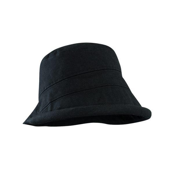 UV100 防曬 抗UV-經典百搭時尚淑女帽-雙向戴